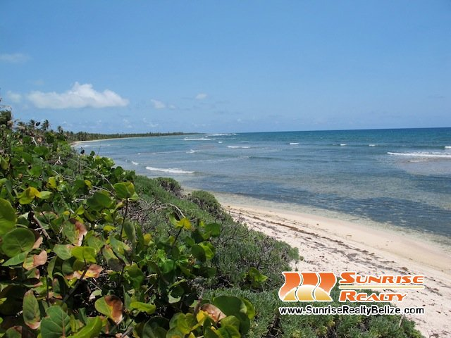 Robles Beach Front Lot 19C