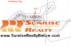Lot 7 map
