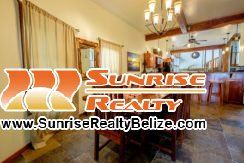Solaria-Villa-II-Belize-Vacation-Rental-Dining-Table