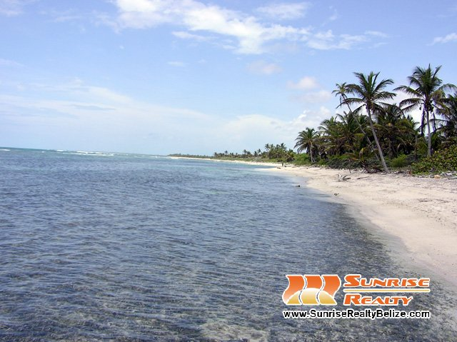 Robles Beach Front Lot 31b